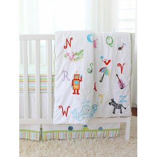 Find the perfect Alphabet Adventure Quilt ByThe Little Acorn