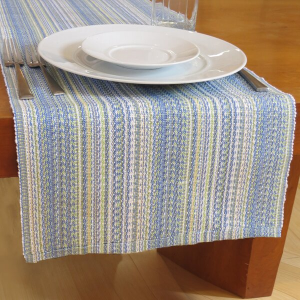 Huard Woven Table Runner by August Grove