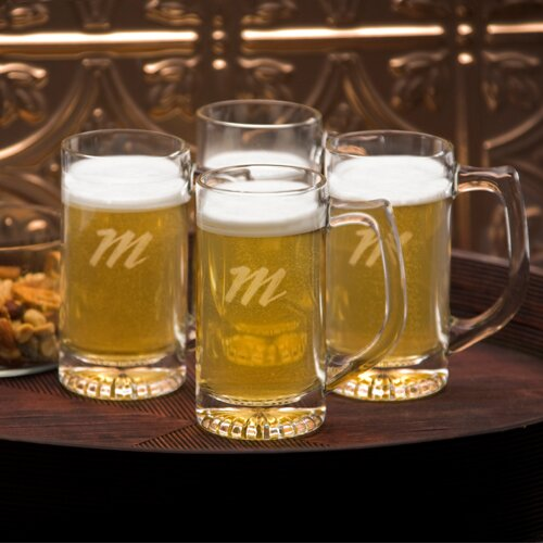 Personalized Gift Tavern Mug (Set of 4) by JDS Personalized Gifts