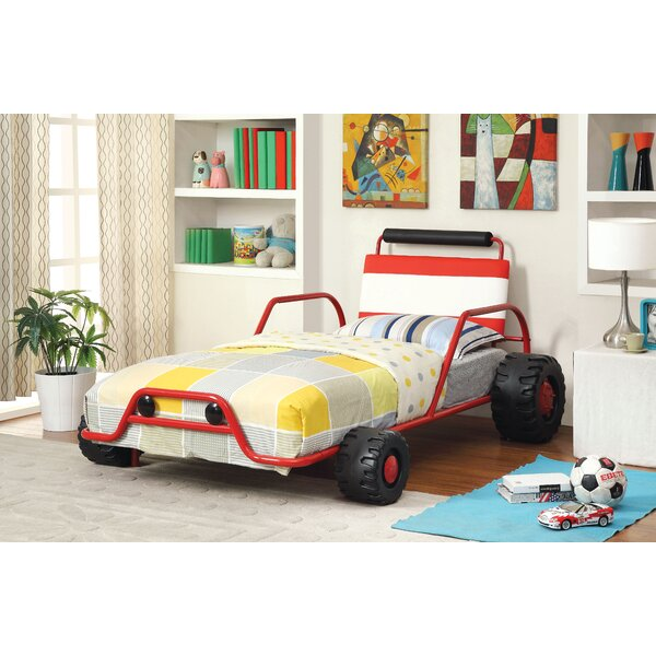 Jaymes Twin Car Bed by Hokku Designs