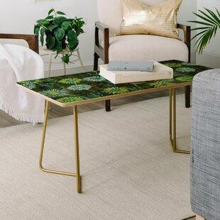 Schatzi Gillian Floral Coffee Table