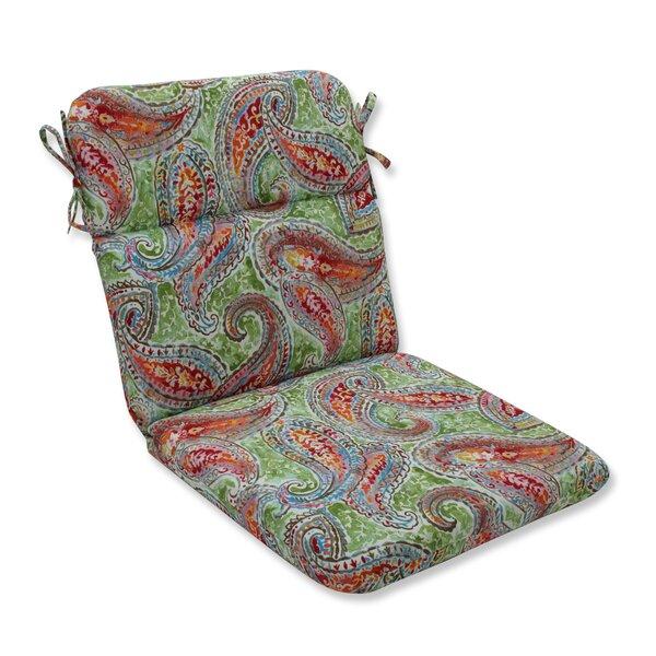 Sisson Fiesta Indoor/Outdoor Lounge Chair Cushion