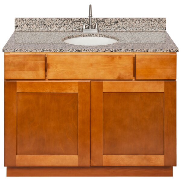 Stoneman 42 Single Bathroom Vanity Set by Winston Porter