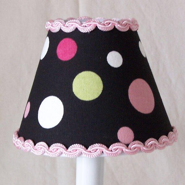 Sweet Pea Polka Dot Night Light by Silly Bear Lighting