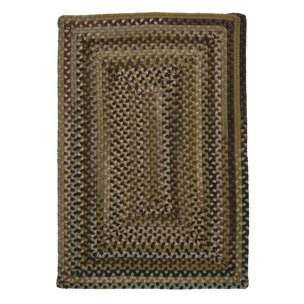 Ridgevale Grecian Green Area Rug by Colonial Mills