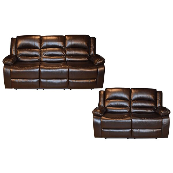 Corlane 2 Piece Reclining Living Room Set by Winston Porter