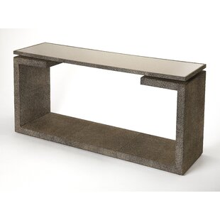 Horace Console Table by Brayden Studio
