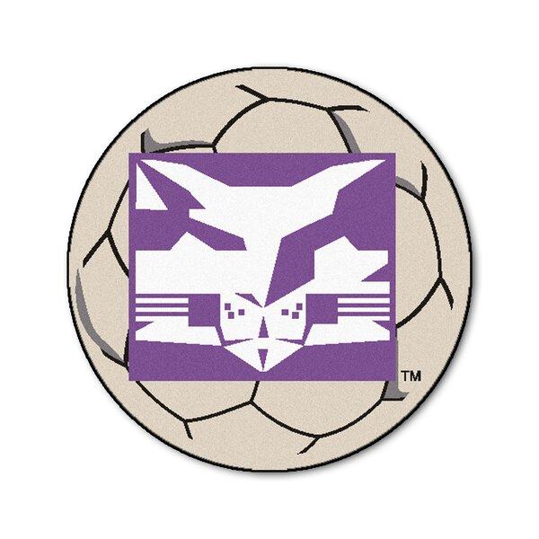NCAA NYU Soccer Ball by FANMATS