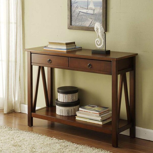 Soule Console Table by Andover Mills