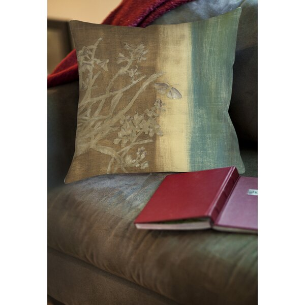 Analisa Printed Throw Pillow by Red Barrel Studio