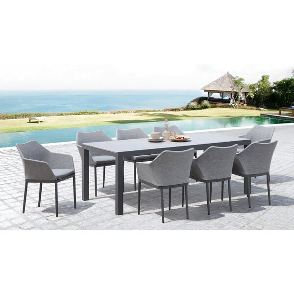 Islais 9 Piece Dining Set