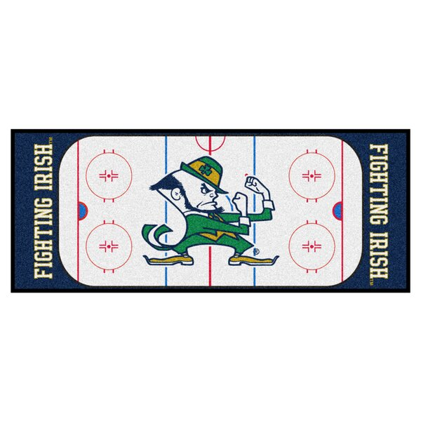NCAA Notre Dame Rink Runner by FANMATS