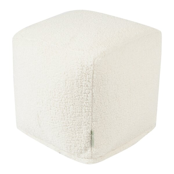 Solid Cube Ottoman by Majestic Home Goods