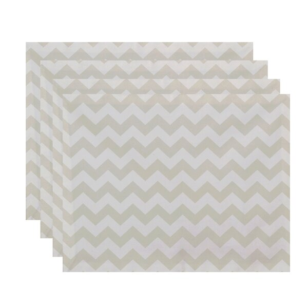 Novak Placemat (Set of 4) by Ivy Bronx