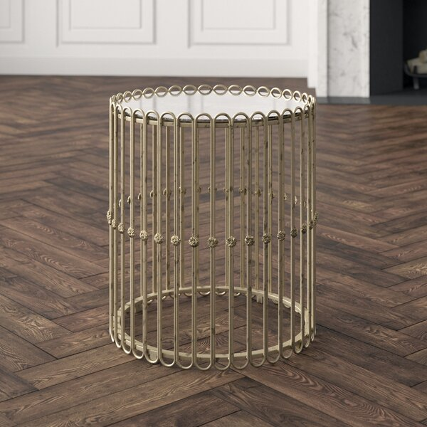 Beatrice End Table by Gabby