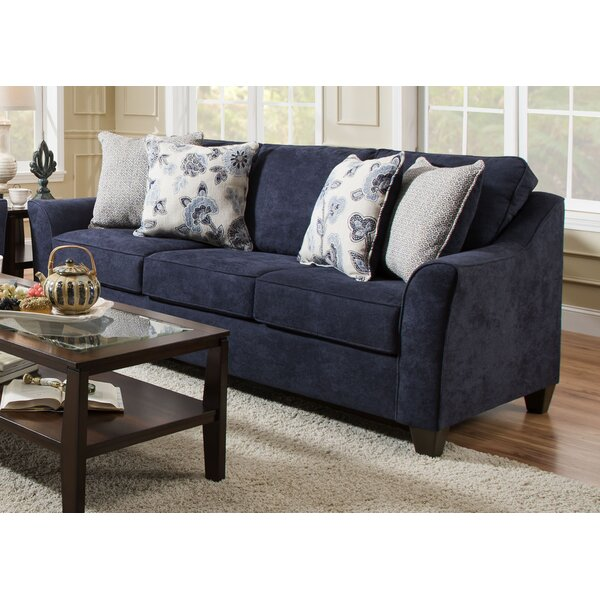 Modern Collection Merton Sofa by Alcott Hill by Alcott Hill