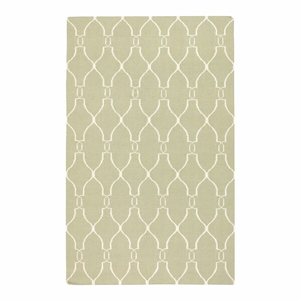 Sayre Sage Green Area Rug by Darby Home Co