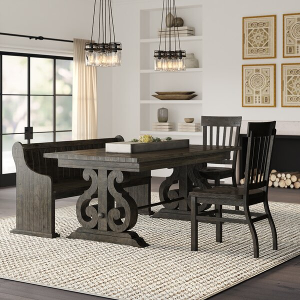 Ellenton 4 Piece Dining Set by Greyleigh