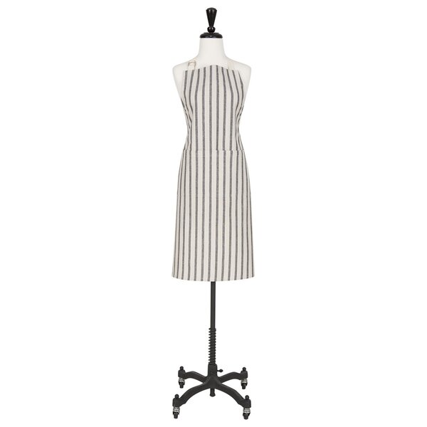 Vintage Stripe Apron by Gracie Oaks