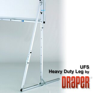 Looking for Ultimate Folding Projection Screen with Heavy-Duty Legs By Draper