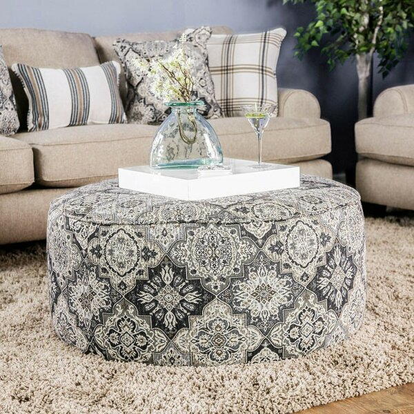 Harney Ottoman by Darby Home Co