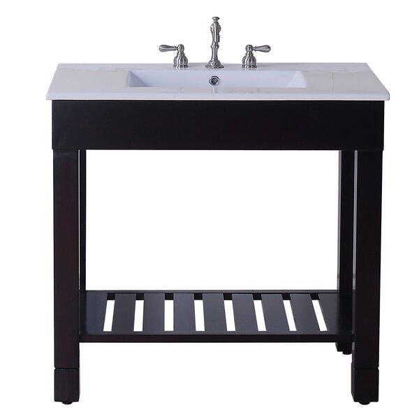 Bozeman 31 Single Bathroom Vanity Set by Wrought Studio
