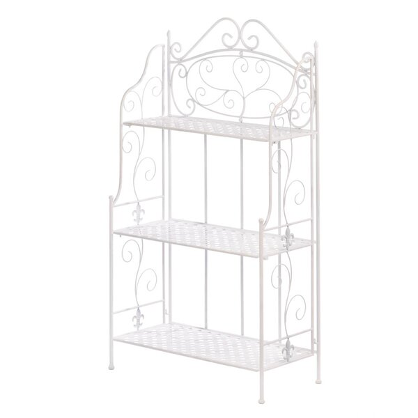 Iron Bakers Rack by Zingz & Thingz