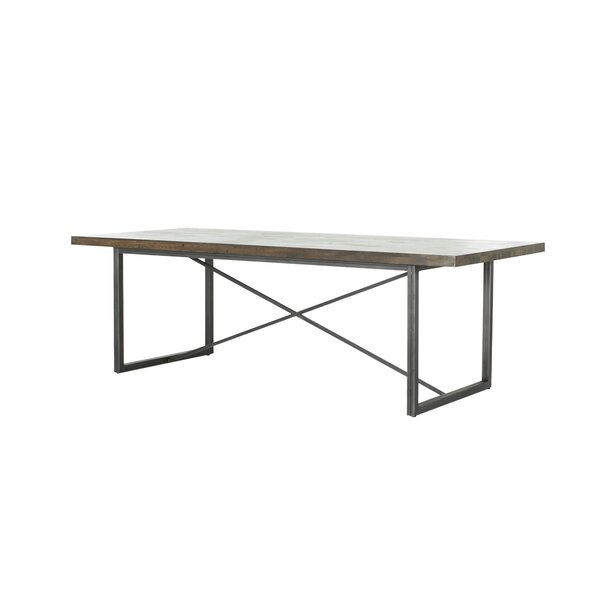 Grovetown Solid Wood Dining Table By 17 Stories