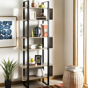 Best Price Domaingue Etagere Bookcase by 17 Stories