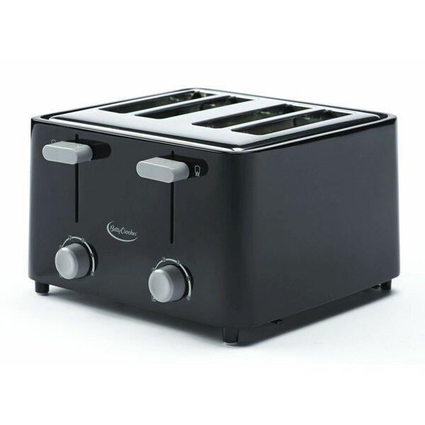 4 Slice Toaster by Betty Crocker