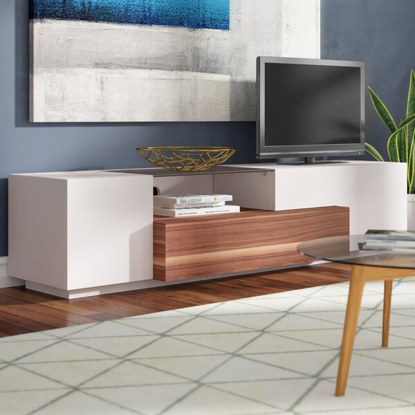Bellefonte TV Stand for TVs up to 78 by Wade Logan