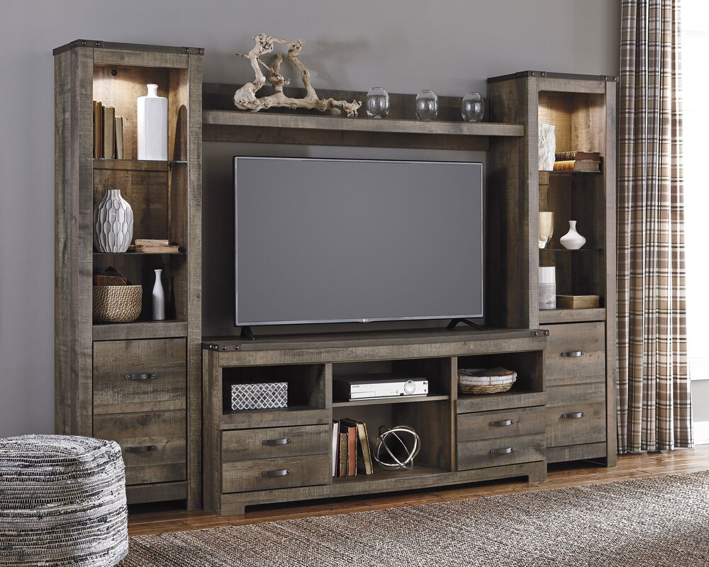 Loon Peak Gage Entertainment Center Reviews