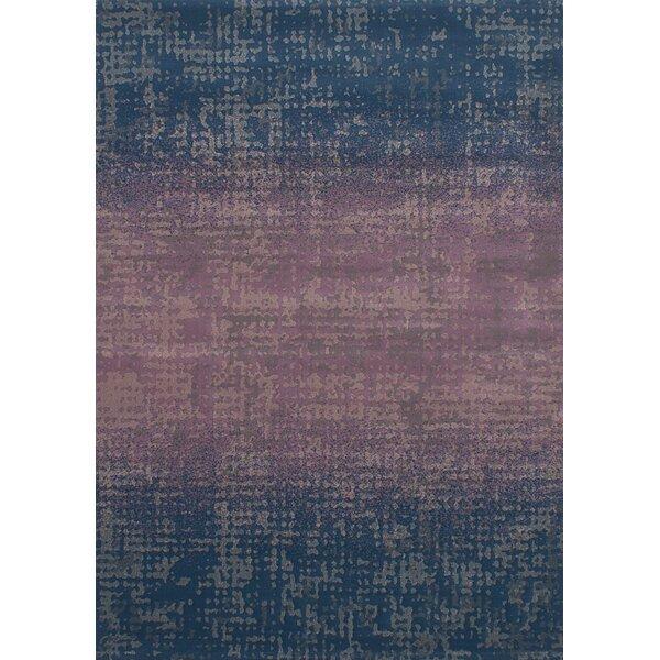 Duckworth Dark Blue/Purple Area Rug by Williston Forge