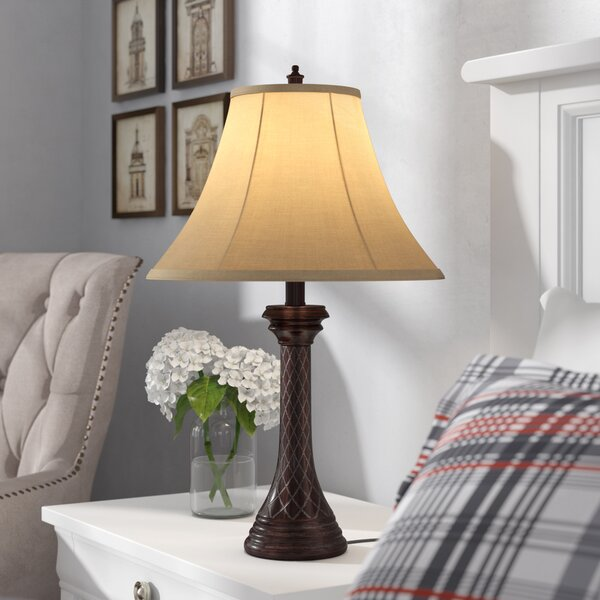 Justine 24 Table Lamp by Charlton Home