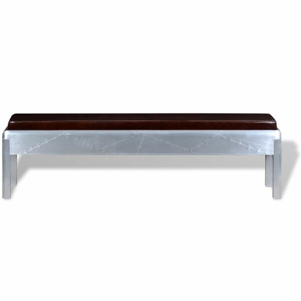 Kimberlee Upholstered Bench by Williston Forge