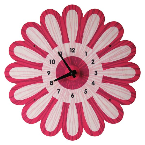 Bloom Wall Clock by Modern Moose