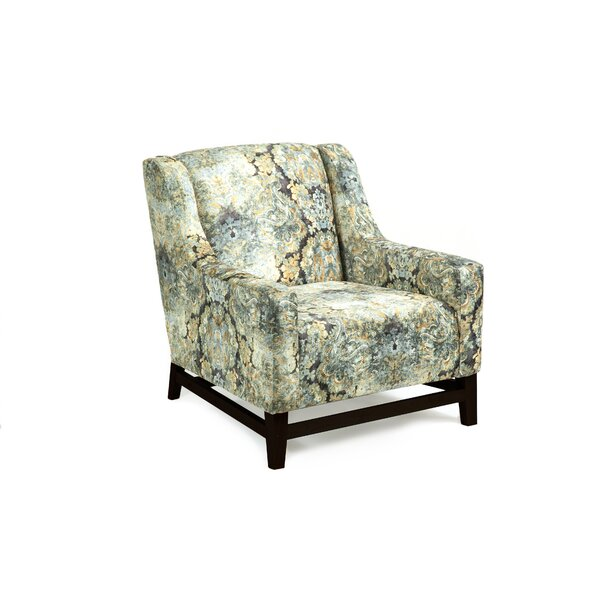 Peachstone Armchair by Canora Grey