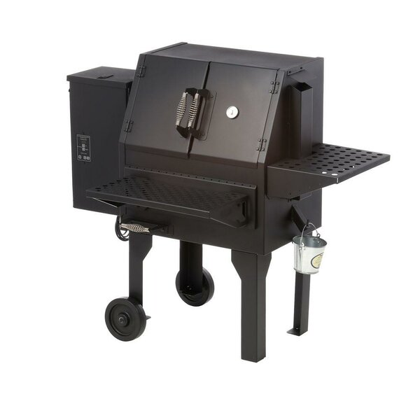40 Smoke N Sear Wood Pellet Grill by England's Stove Works