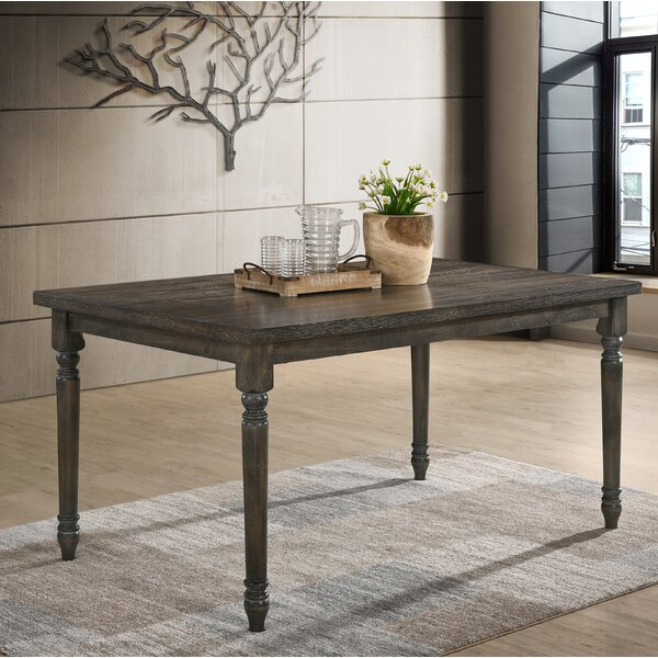 Neal Dining Table by Gracie Oaks