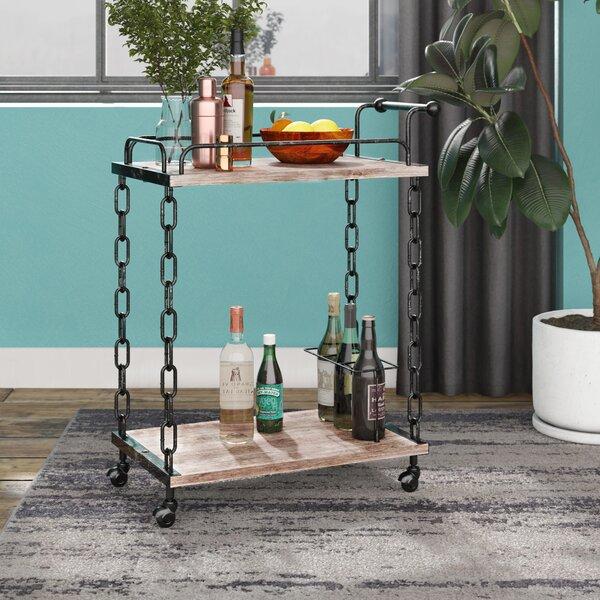 Lytchett Bar Cart by Williston Forge Williston Forge
