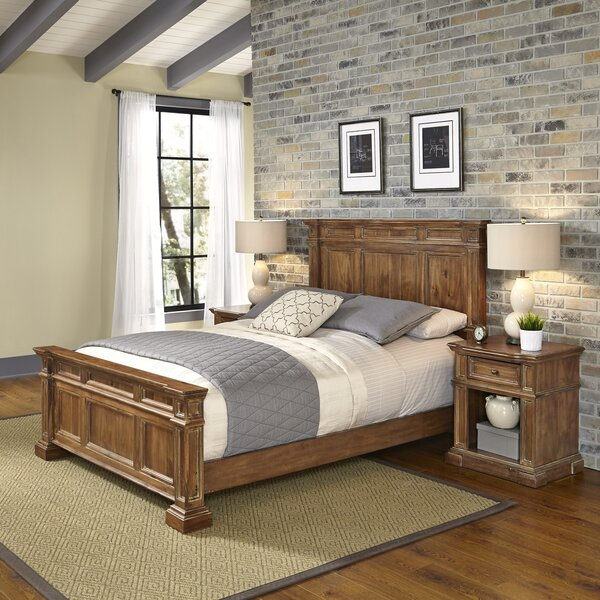 Landisville Queen Platform 3 Piece Bedroom Set by Darby Home Co