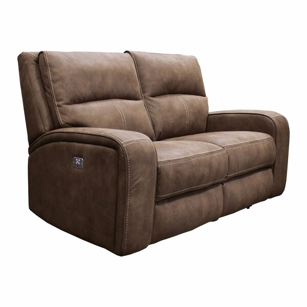 Check Prices Kelle Reclining Loveseat by Latitude Run
