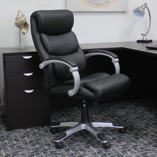 Shop For Caressoft Plus Executive Chair by Boss Office Products