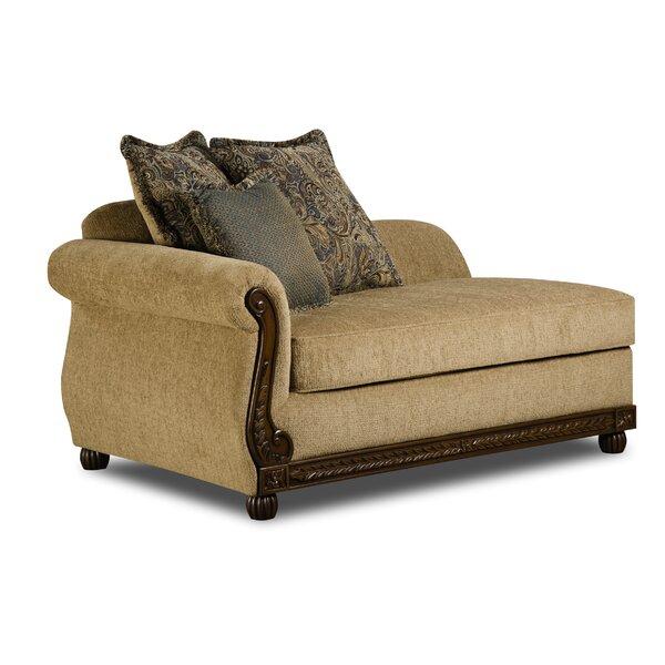Freida Chaise Lounge By Astoria Grand