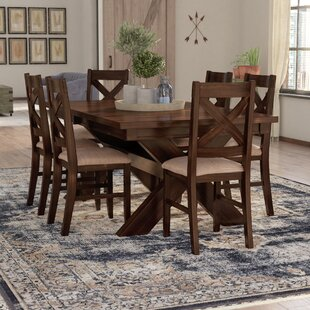 Isabell 7 Piece Dining Set By Laurel Foundry Modern Farmhouse