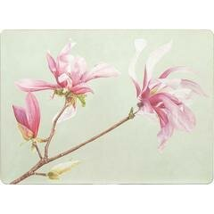 Magnolia 16 Placemat (Set of 4) by Rockflowerpaper