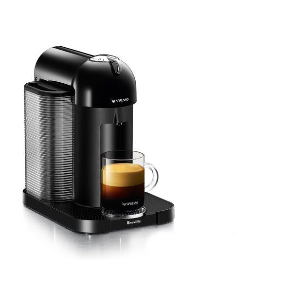 Breville Nespresso VertuoPlus Pod Espresso Machine by Nespresso