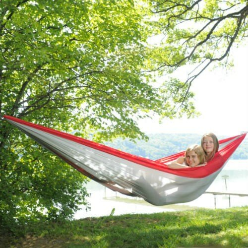 Traveller Double Polyester Camping Hammock by Byer Of Maine
