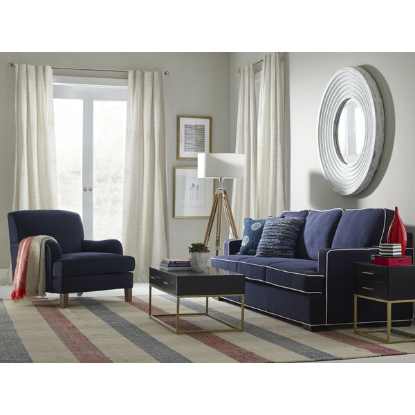 Cardiff Configurable Living Room Set by Tommy Hilfiger