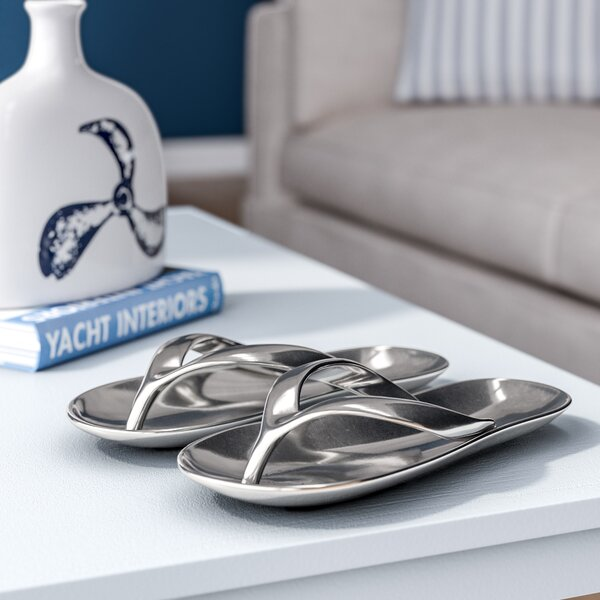 Kings Point Decorative Bowl (Set of 2) by Beachcrest Home
